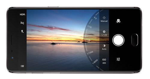 كاميرا هاتف OnePlus 3T