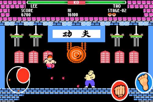 لعبة Kungfu Master الكلاسيكية تعود من جديد