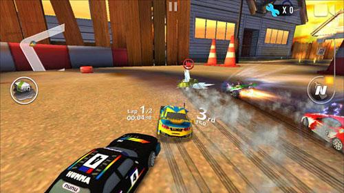 لعبة Re-Volt3 لمحبي سباق السيارات والتحديات الشبابية