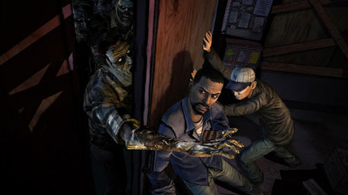 لعبة The Walking Dead: Season One تتوفر مجانا