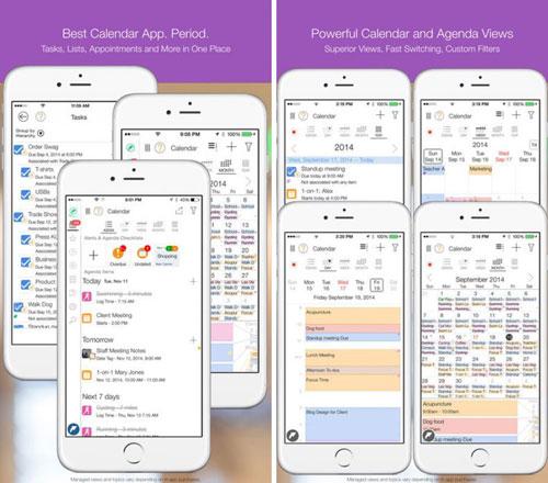 تطبيق Pro.Calendar لإدارة أعمالك الشهرية