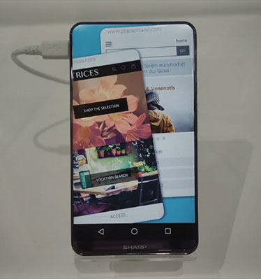 هكذا سيبدو الآيفون 8 بشاشة كاملة بدون حواف !
