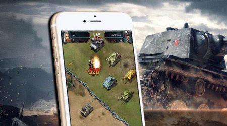 فولاذ – لعبة حرب دبابات استراتيجية متعددة اللاعبين جديدة