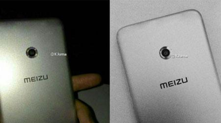 تسريب صور هاتف Meizu X مع فلاش دائري حول الكاميرا