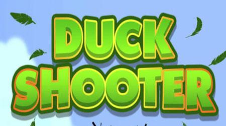 لعبة Duck Shooter - صياد البط الكلاسيكية تعود من جديد - مجانا