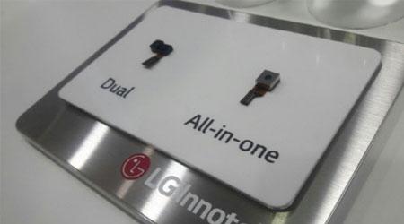 Photo of شركة LG أيضا ستقوم بتوفير تقنية التعرف على قزحية العين قريبا