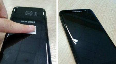 Photo of صور: سامسونج ستقوم بإطلاق هاتف Galaxy S7 باللون الأسود اللامع