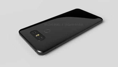 أخيرا: تسريب صور هاتف LG G6 - تصميم مميز وراقي