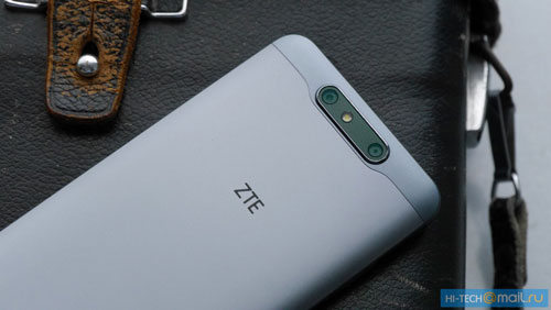 تسريب صور ZTE Blade V8 مع كاميرا ثنائية وتصميم مميز