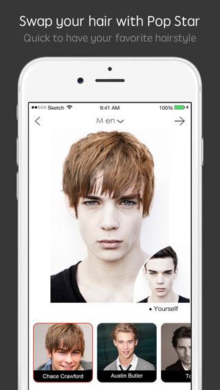 تطبيق Pop Star Hair Salon لتعديل تصفيف الشعر باحترافية
