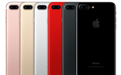 تسريب: آبل ستطلق أيفون 7s بلون أحمر قاني
