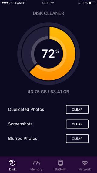 تطبيق WiFi Network Analyzer لتنظيف جهازك ومعرفة تفاصيله