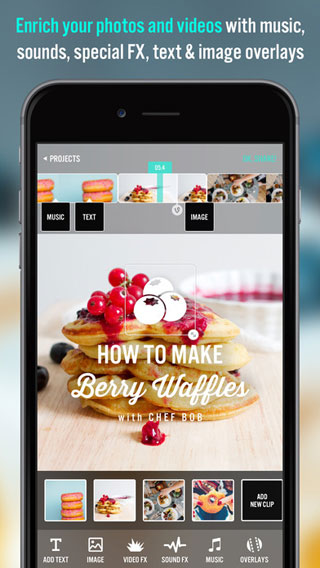 تطبيق Video Editor for iMovie لمونتاج مقاطع فيديو رائعة