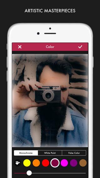 تطبيق Gloomlogue لتحرير الصور بمزايا رائعةتطبيق Gloomlogue لتحرير الصور بمزايا رائعة
