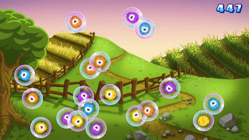 لعبة Sneezies HD البسيطة والمميزة للأطفال والكبار