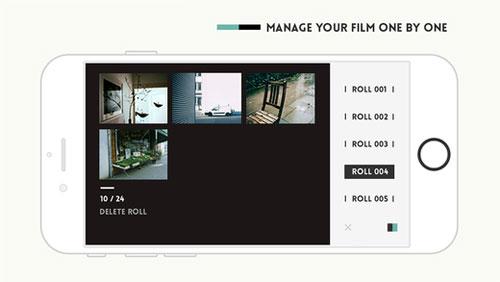 تطبيق Feelca Tungsten لتسجيل والتقاط صور مميزة