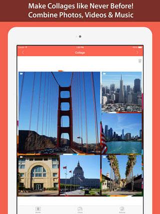 تطبيق Photo & Video Collage Maker لتجميع الصور والفيديو