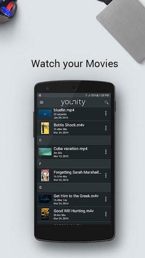 تطبيق younity - جميع أجهزتك في مكان واحد مع ميزة الوصول السريع