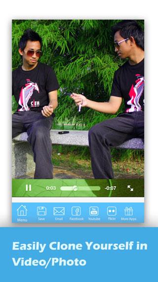 تطبيق Split Lens 2 Pro لإنشاء صور وفيديو مرعبة