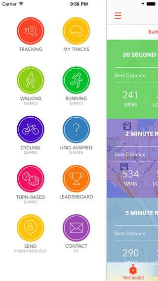 تطبيق Speed PRO Multiplayer لحساب نشاطاتك بدقة