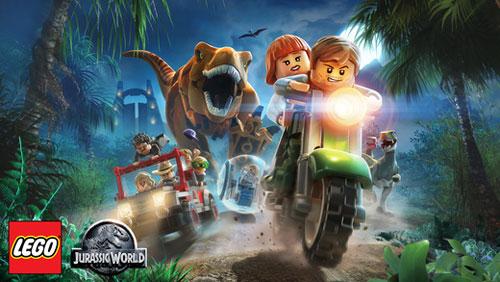 تخفيض كبير على لعبة LEGO® Jurassic World™ الممتعة