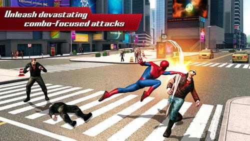 تخفيض كبير على لعبة The Amazing Spider-Man 2