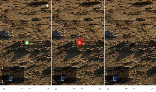 شرح كيفية التخلص من النقاط الخضراء في الصور الملتقطة بواسطة الهاتف