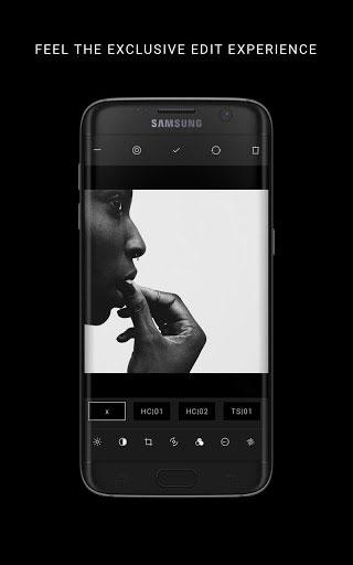 تطبيق Hypocam لتعديل وتحرير الصور باحترافية