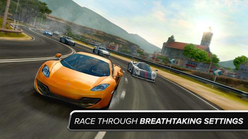 لعبة Gear.Club لكل من يريد التحدي في سباق السيارات