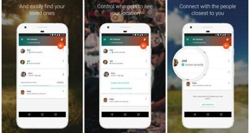 تطبيق جهات الاتصال الموثوقة المفيد من شركة جوجل