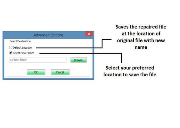 شرح إصلاح ملفات الأوفيس وZip بطريقة سهلة