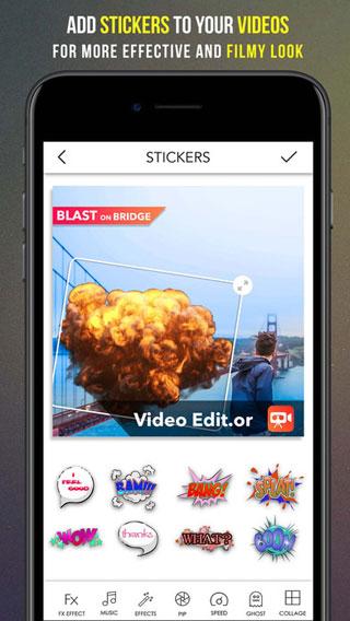 تطبيق Video Editor لمونتاج الفيديو بمزايا رائعة