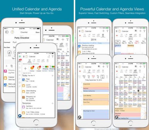 تطبيق My.Agenda الشهير لإدارة الأعمال اليومية
