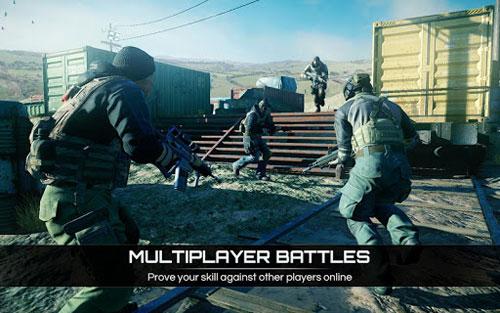لعبة Afterpulse الحربية مع اللعب الجماعي تصل لأجهزة الأندرويد