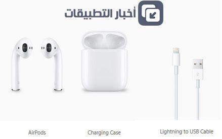 بطارية Apple AirPods