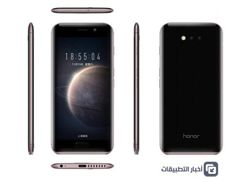 هواوي تكشف عن هاتف Honor Magic بتصميم مذهل - المواصفات ، و المميزات !