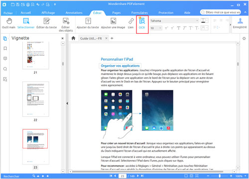 شرح برنامج PDFelement