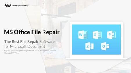 شرح إصلاح مقاطع الفيديو وملفات الأوفيس و Zip بطريقة سهلة