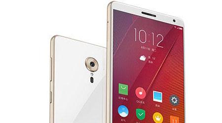 شركة Lenovo تعلن رسميا عن هاتف ZUK Edge