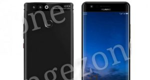 تسريب صورة وتفاصيل هاتف Huawei P10 مع شاشة منحنية الأطراف