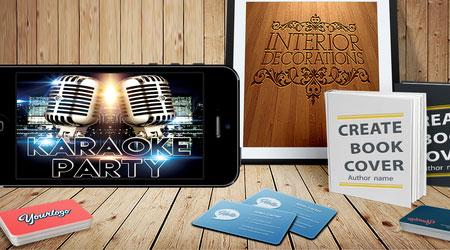 تطبيق Design & Flyer Creator الاحترافي لتصميم كل ما تريده - عرض لوقت محدود