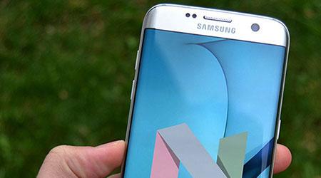 رسمياً - إطلاق تحديث Android 7 Nougat لهواتف Galaxy S7 في شهر يناير !