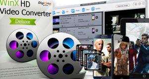 برنامج WinX HD لتحويل وتحرير مقاطع الفيديو - مفيد للجميع وعرض لا يفوت