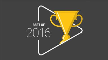 جوجل تنشر قائمة أفضل ألعاب جوجل بلاي لعام 2016