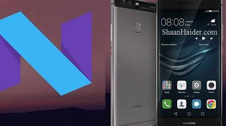 Photo of هواوي تصدر تحديث أندرويد 7.0 لهواتف Huawei P9 و Mate 8، هل وصلكم ؟