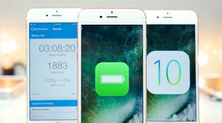 Photo of هل قمت بالتحديث إلى الإصدار iOS 10.2 ؟ هل تحسنت البطارية ؟