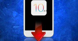 شرح الرجوع من iOS 10.2 إلى iOS 10.1.1 على الأيفون والأيباد