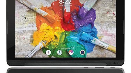 صورة الإعلان رسمياً عن الجهاز اللوحي LG G Pad III بشاشة 10 إنش – المواصفات و السعر !