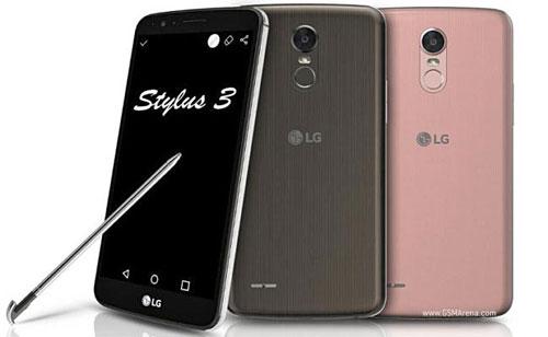 الإعلان رسميا عن هاتف LG Stylo 3  بمزايا تقنية متوسطة