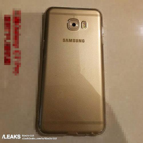 تسريب لصور الحقيقية لهاتف Galaxy C7 Pro والمواصفات التقنية